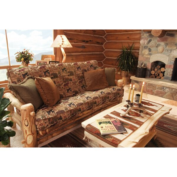 Internet Shopping Aspen Heirloom Sofa by Mountain Woods Furniture by Mountain Woods Furniture