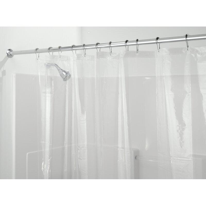 Stall PEVA Shower Curtain Liner