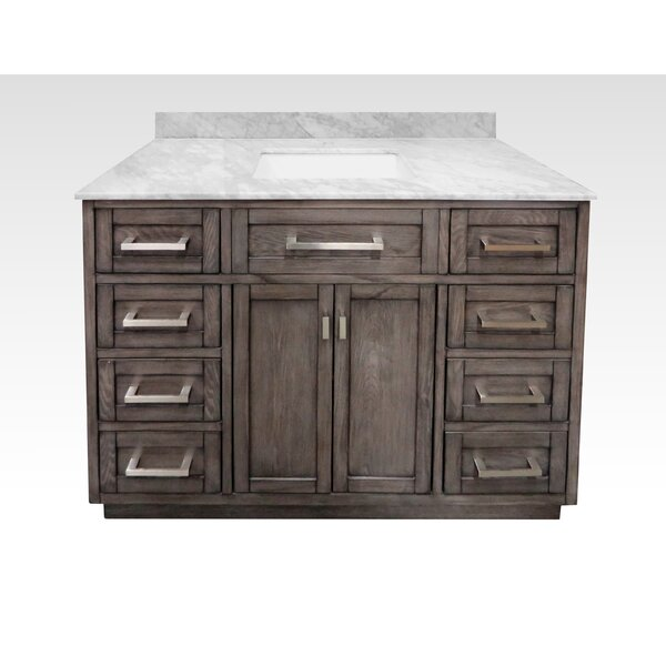Degraff 48 Single Bathroom Vanity Set by Latitude Run