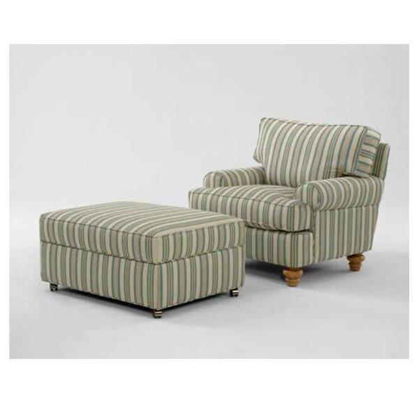 Lowell Armchair by Braxton Culler