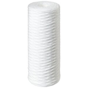 String-Wound Water Filter by Pentek