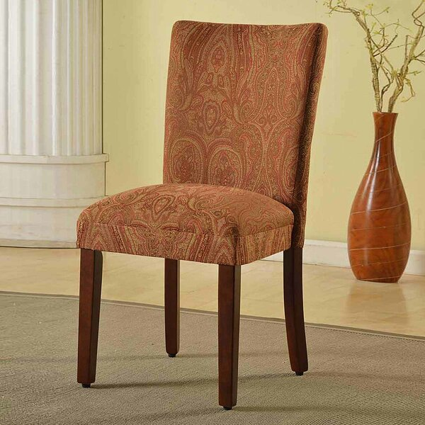 Find Tenbury Classic Upholstered Dining Chair By Andover Mills Comparison