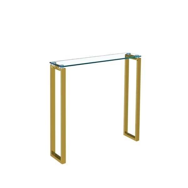 Wadsworth Console Table By Everly Quinn