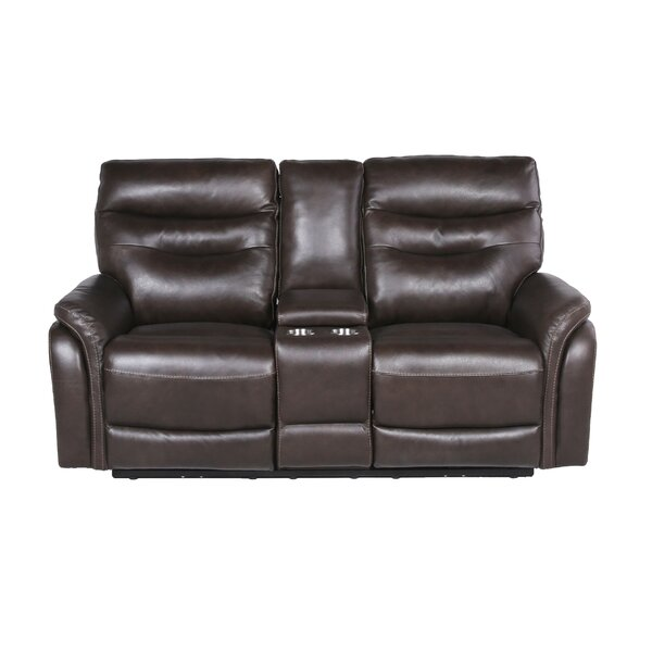 Javon Reclining Loveseat by Red Barrel Studio