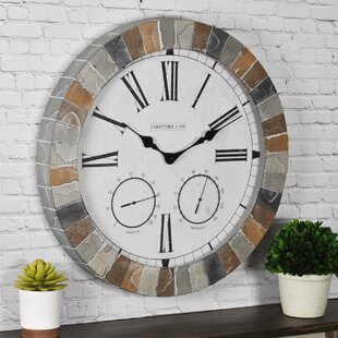 Garden 18 Wall Clock