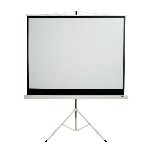 Matte White 84 diagonal Portable Projection Screen by Loch