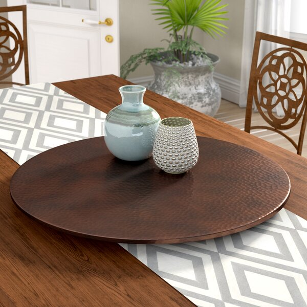 Lazy Susan by Native Trails, Inc.