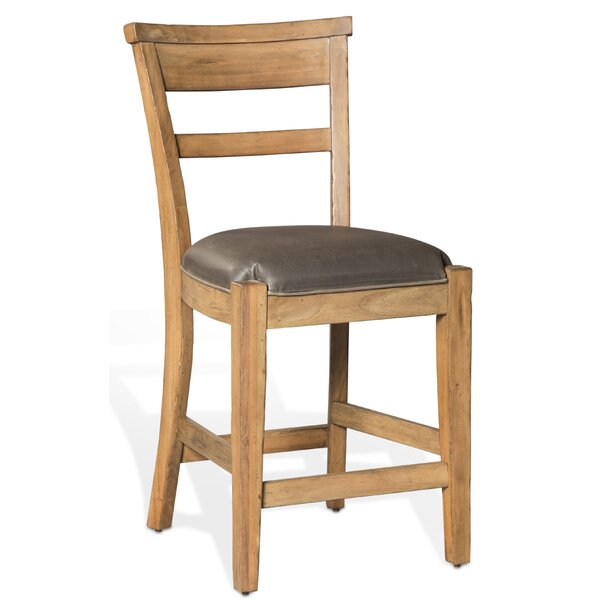Marigold 24 Bar Stool by Millwood Pines