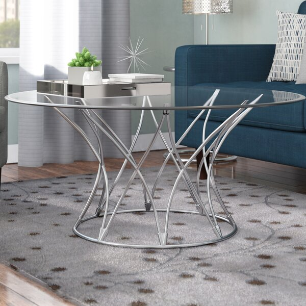 Touchstone Coffee Table by Wade Logan