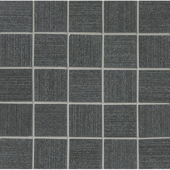 Weston 2 x 2 Porcelain Mosaic Tile in Gray by Grayson Martin