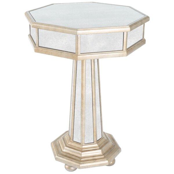 Apolline Pedestal End Table By Willa Arlo Interiors