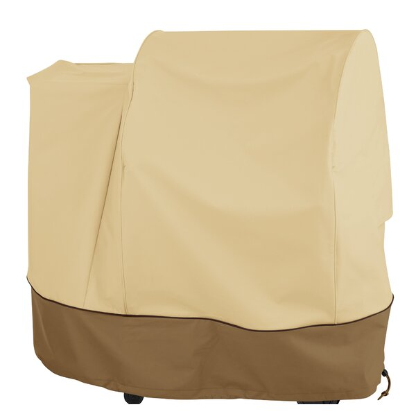 Croteau Wood Pellet BBQ Grill Cover by Red Barrel Studio