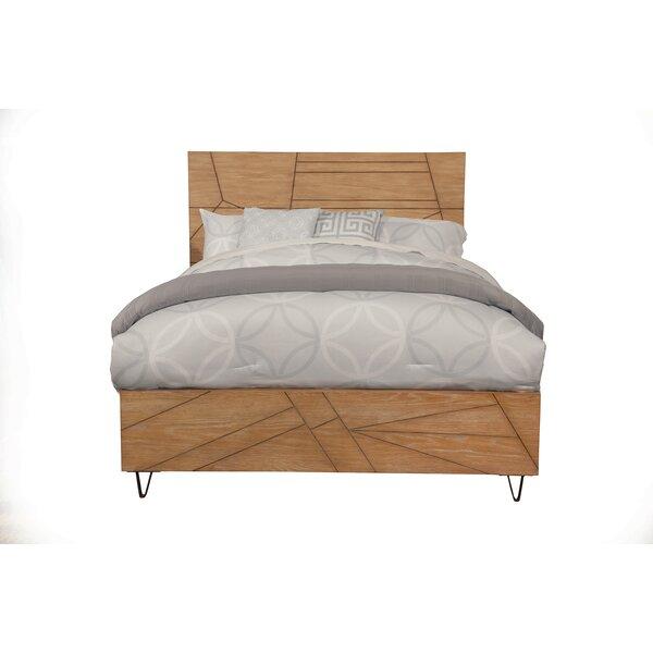 Benjamin Solid Wood Base Standard Bed by Langley Street™