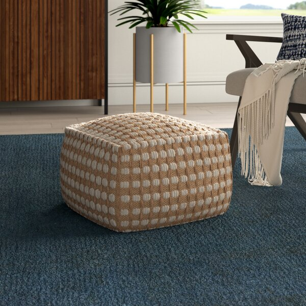 Larock Pouf by Mercury Row