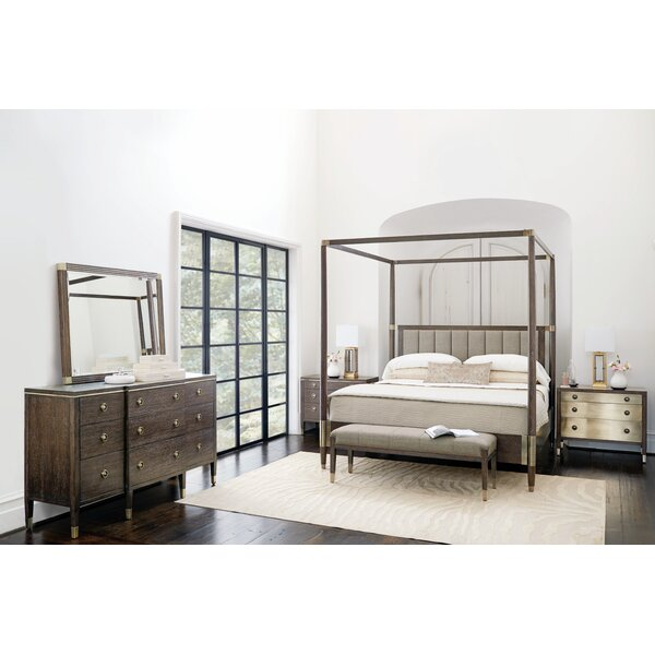 Clarendon Canopy Configurable Bedroom Set by Bernhardt
