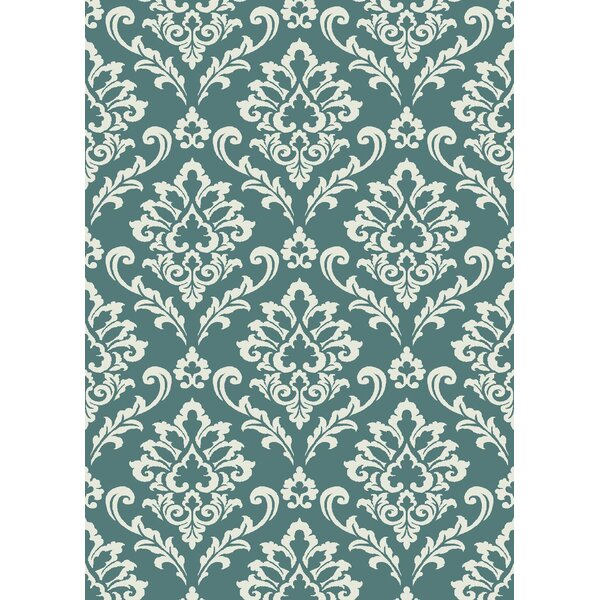 Brighton Blue Area Rug by Mayberry Rug