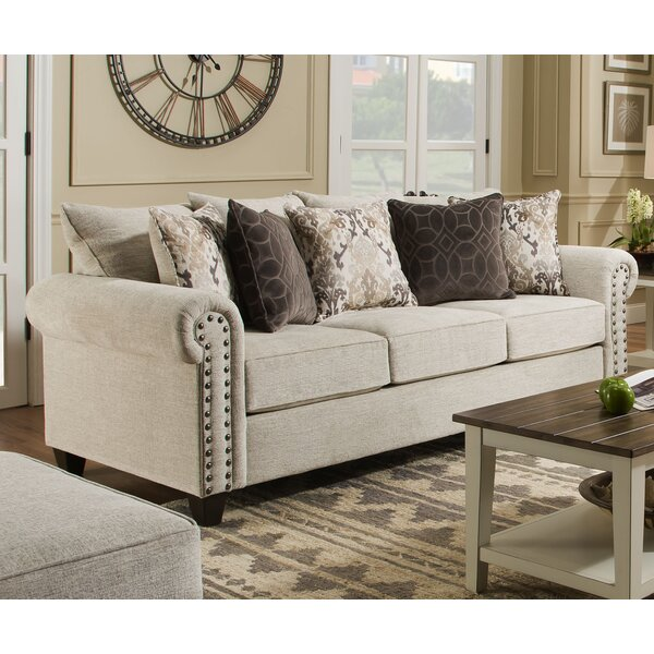 Trendy Simmons Upholstery Merseyside Sofa by Three Posts by Three Posts