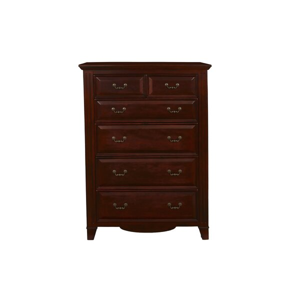 Hoisington 6 Drawer Chest By Alcott Hill by Alcott Hill Cheap
