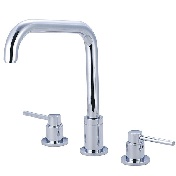 Motegi Double Handle Kitchen Faucet by Pioneer