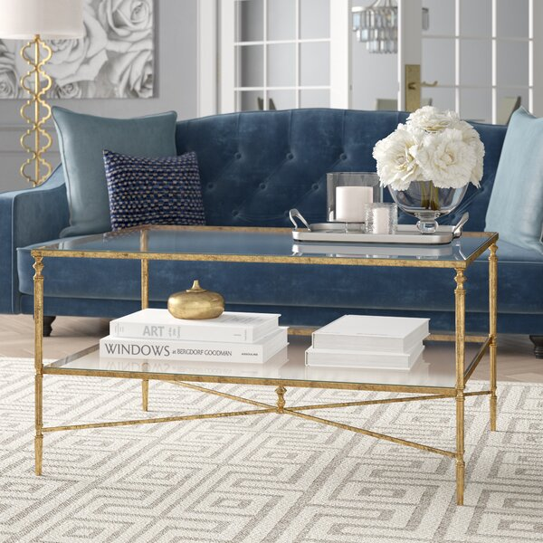 Caila Coffee Table With Storage By Willa Arlo Interiors