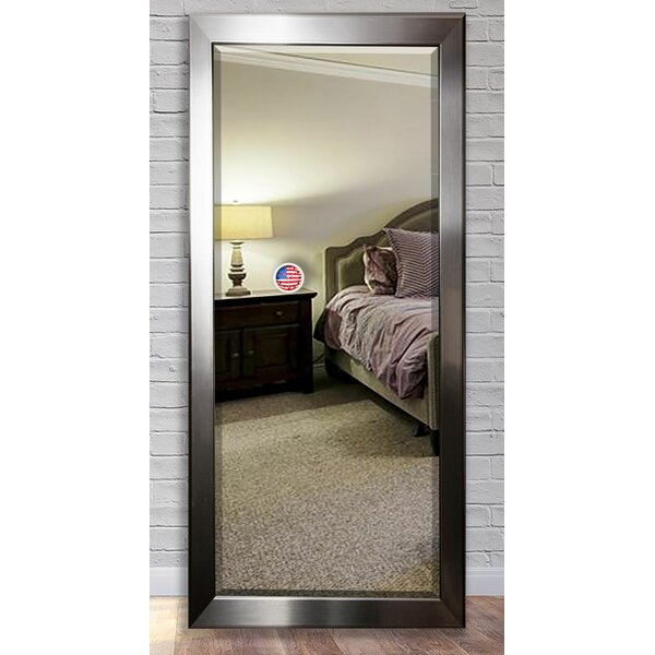 Simas Rounded Beveled Wall Mirror by Darby Home Co