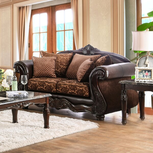 Dolton Traditional Loveseat by Astoria Grand Astoria Grand