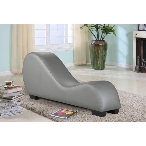 Appel Chaise Lounge by Orren Ellis