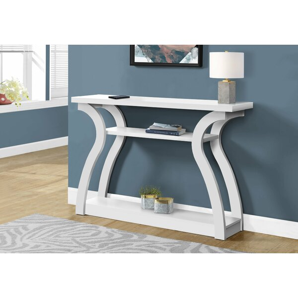 Yvonne Console Table By Winston Porter