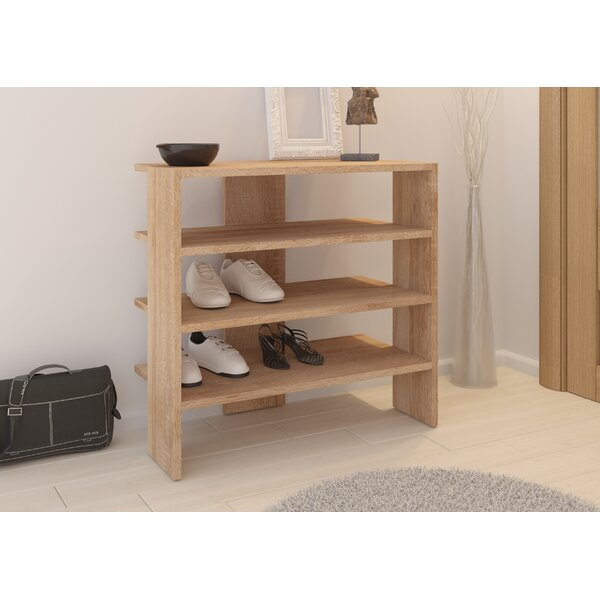 Aramis 9 Pair Shoe Rack