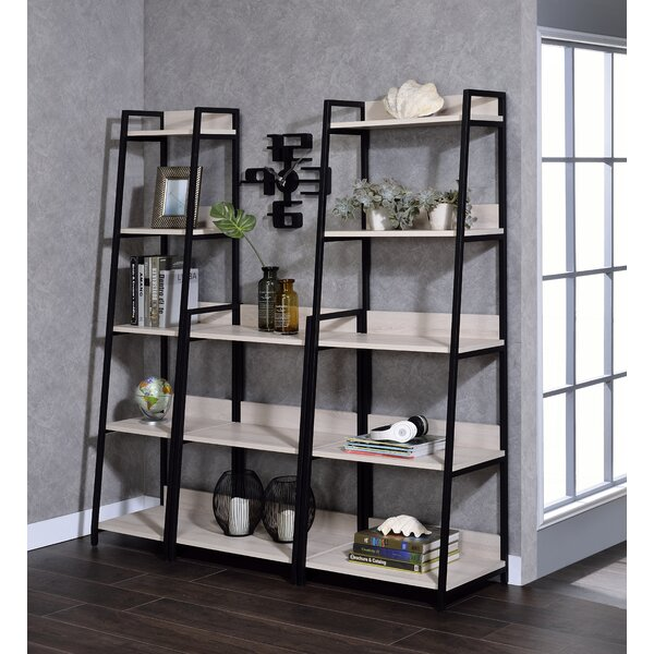 Mahendra Ladder Bookcase By Ebern Designs