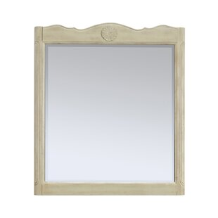 Best Reviews Urbina Wall Mirror By Ophelia & Co.