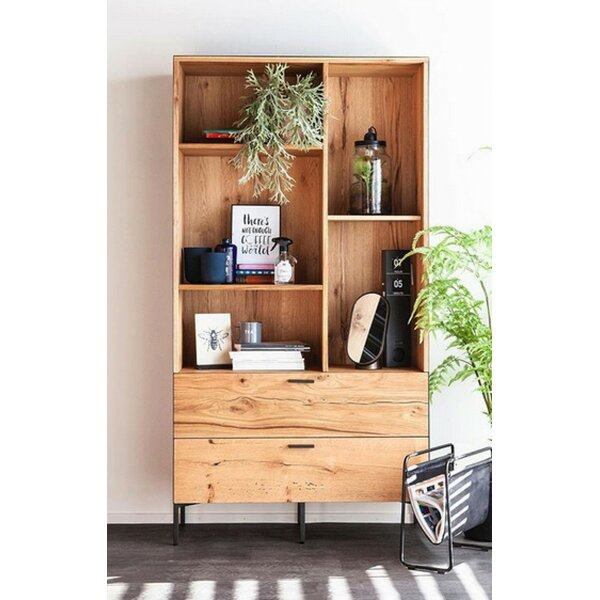 Hodges Oak Standard Bookcase By Foundry Select