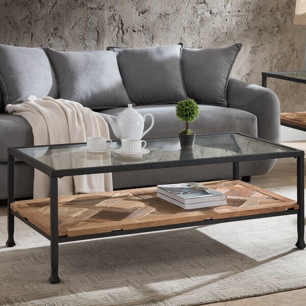 Lia Coffee Table by Gracie Oaks
