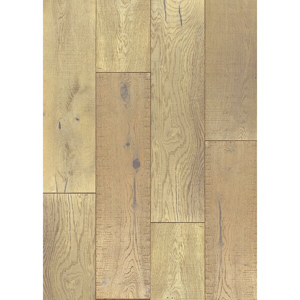 Timber Lodge 7-1/2 Engineered Oak Hardwood Flooring in Katahdin by Forest Valley Flooring