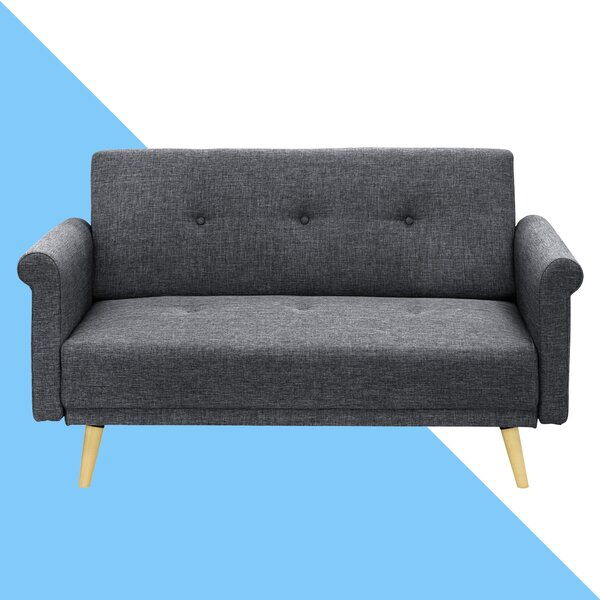 Confident Vintage Loveseat by Hashtag Home