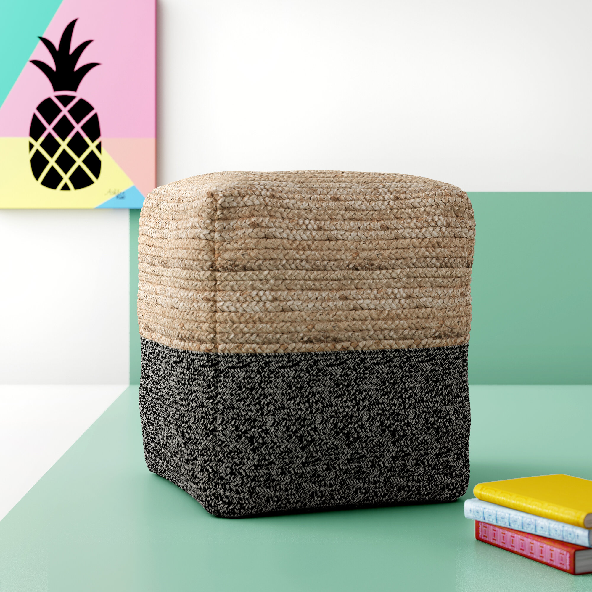 Fabulous Michaela Pouf Ottoman Pdpeps Interior Chair Design Pdpepsorg