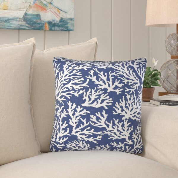 Wendover Zippered Indoor/Outdoor Throw Pillow