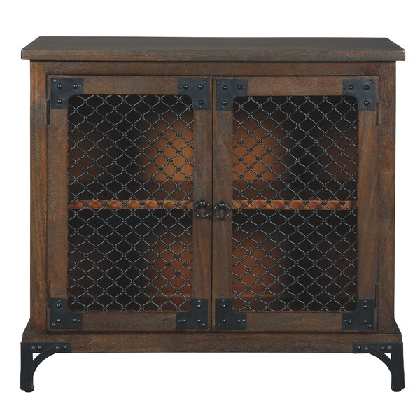 Olivarria 2 Door Accent Cabinet by Williston Forge Williston Forge