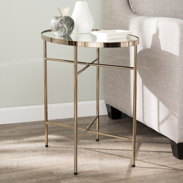 Mcneill End Table by Mercer41
