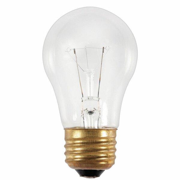 25W E26 Incandescent Edison Standard Light Bulb by Westinghouse Lighting