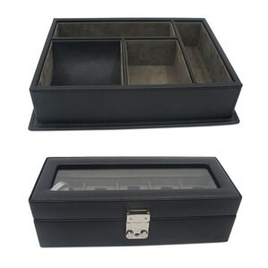 Watch and Desk Organizer Box by Morelle Company