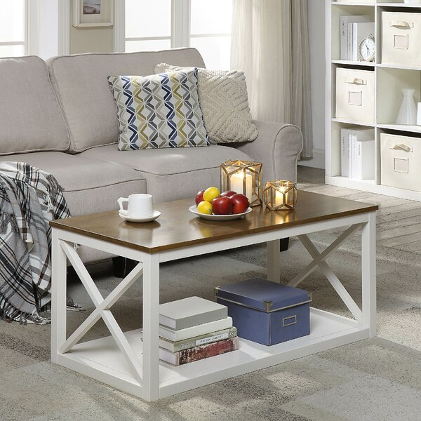 Southsea Coffee Table by Highland Dunes