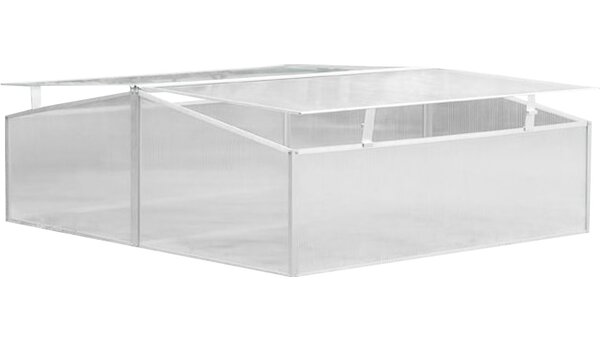 3.5 Ft. W x 3.5 Ft. D Cold-Frame Greenhouse by Zenport