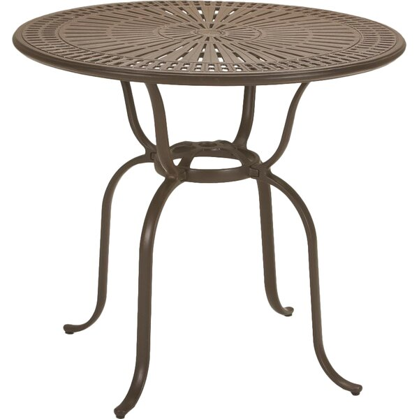 Banchetto Aluminum Bar Table By Tropitone by Tropitone New Design