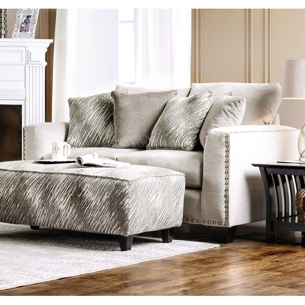 Lowest Priced Stefano Loveseat by A&J Homes Studio by A&J Homes Studio