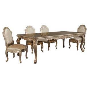 Inexpensive Parisian Dining Table By Benetti's Italia
