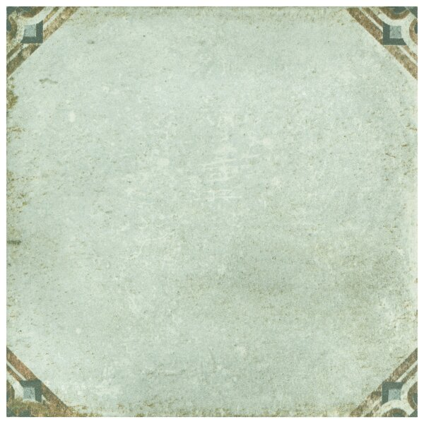 Relic Décor 8.75 x 8.75 Porcelain Field Tile in Savona by EliteTile