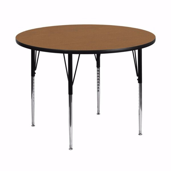 48 Circular Activity Table by Offex