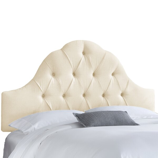 Ainsley Upholstered Panel Headboard by Wayfair Custom Upholstery™