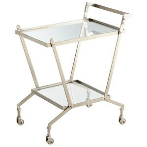 Carrello Bar Cart by Cyan Design